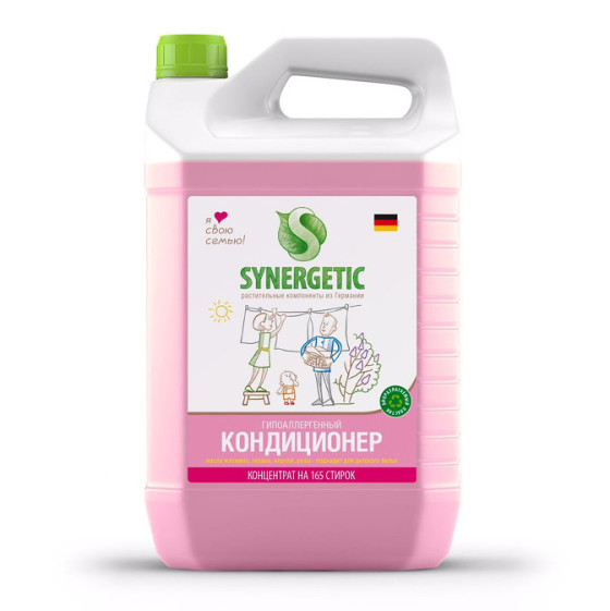 synergetic кондиционер 5л