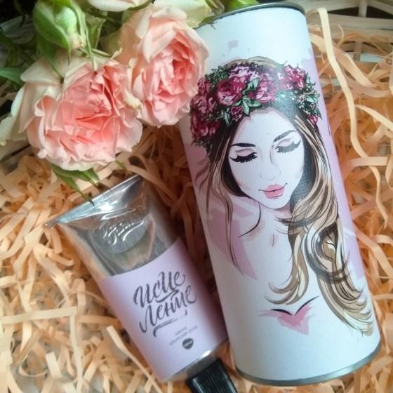 Маска галька и галыш Роза