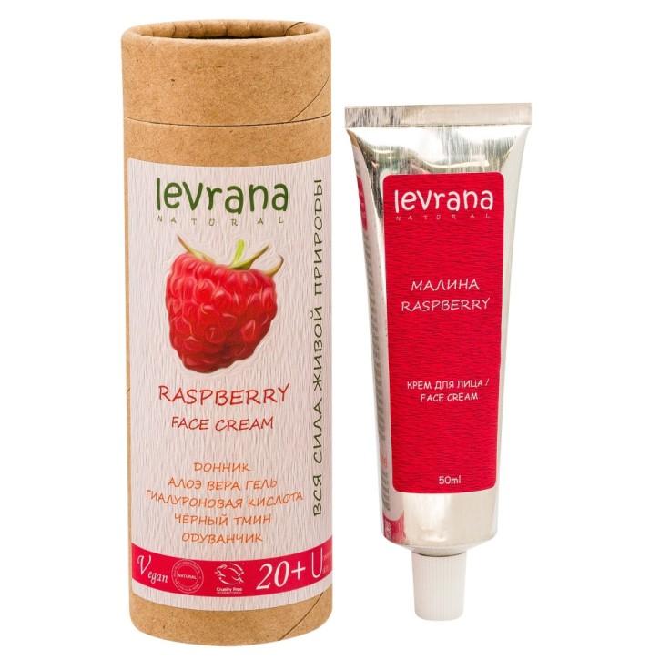 крем для молодой кожи levrana