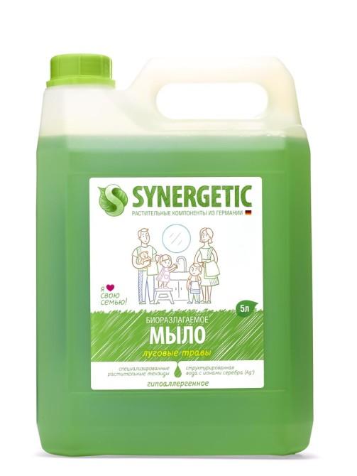 синергетик жидкое мыло 5л